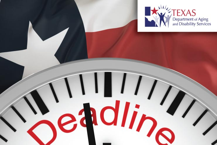 Texas STAR+PLUS Medicaid managed care MCO deadline