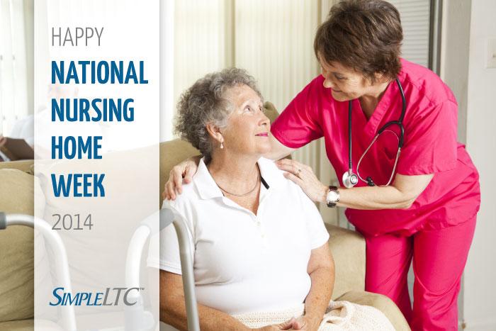 Nursing Home Week Nursing Home Week 2014