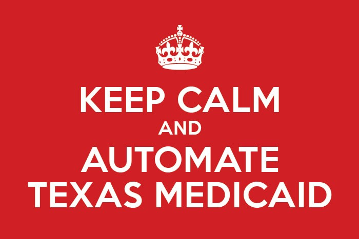 Webinar: using SimpleCFS for Texas Medicaid managed care