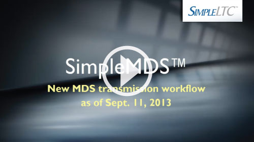 SimpleMDS new workflow: Overview video