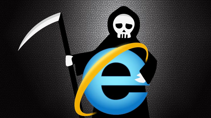 Update Internet Explorer to protect long-term care data security