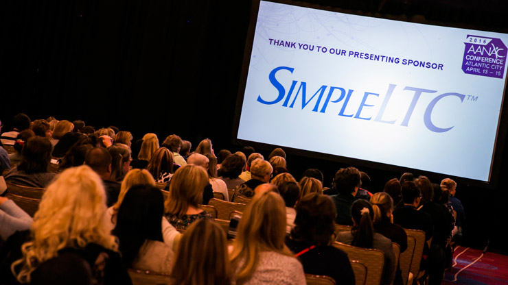 SimpleLTC sponsorship: 2016 AANAC Conference
