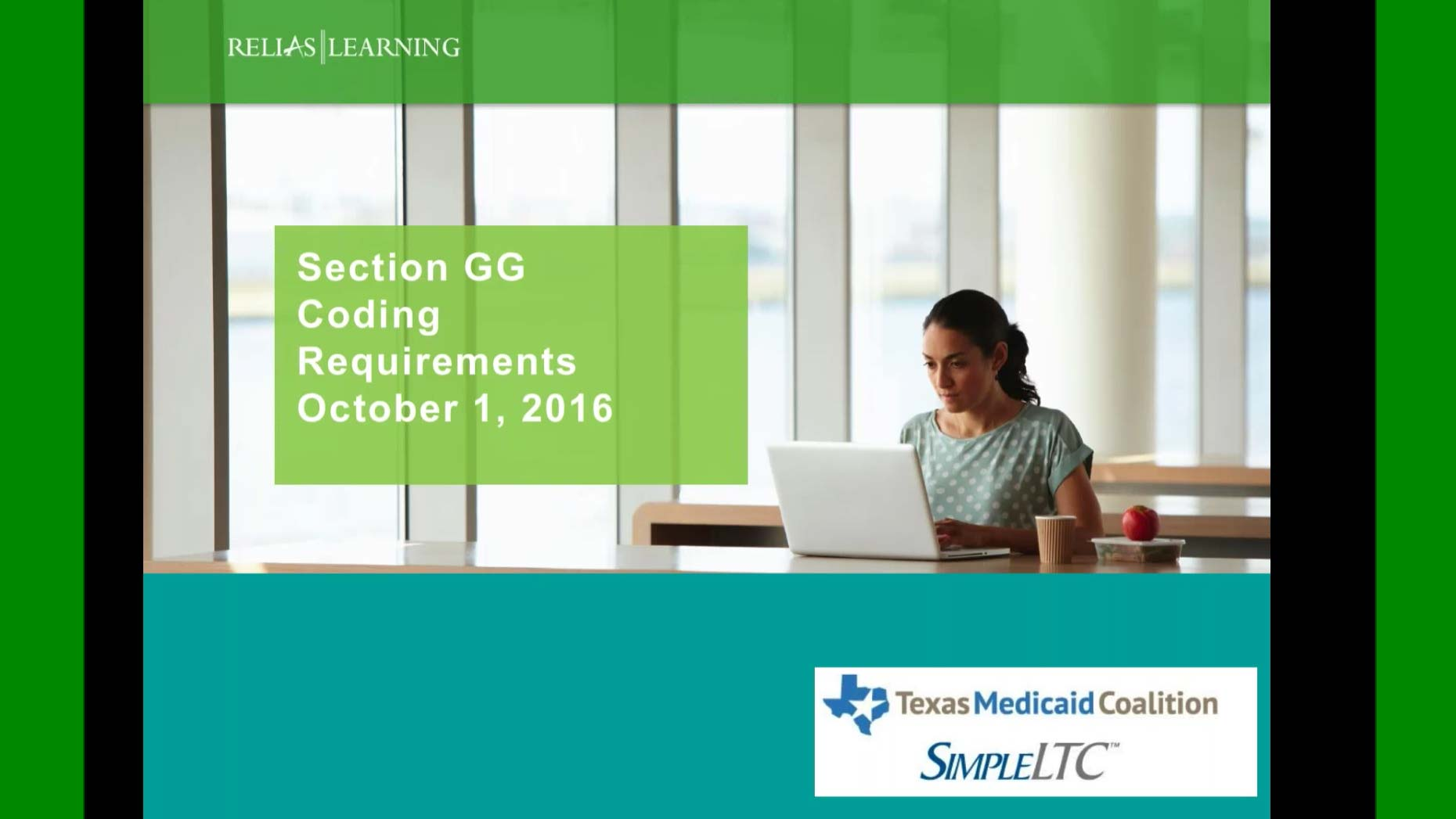 On Demand Webinar Mds 3 0 Section Gg Completion And