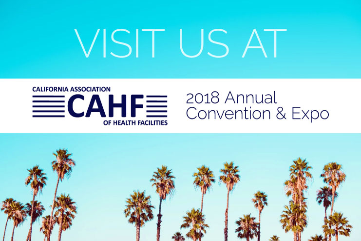 Visit SimpleLTC at the CAHF 2018 convention in Palm Springs
