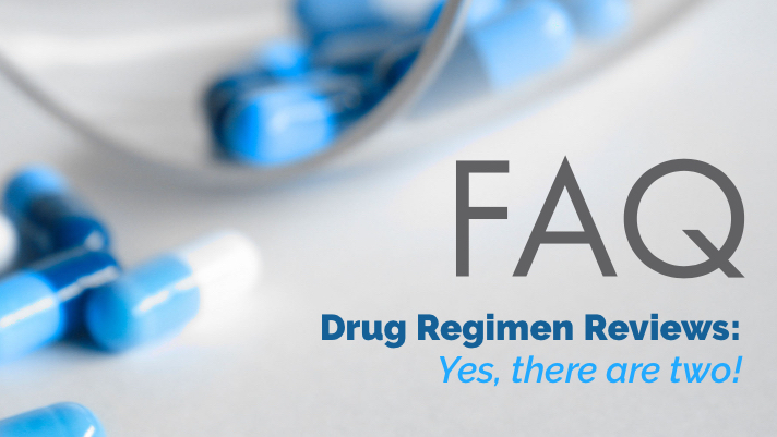 SimpleLTC Drug Regimen Reviews FAQ