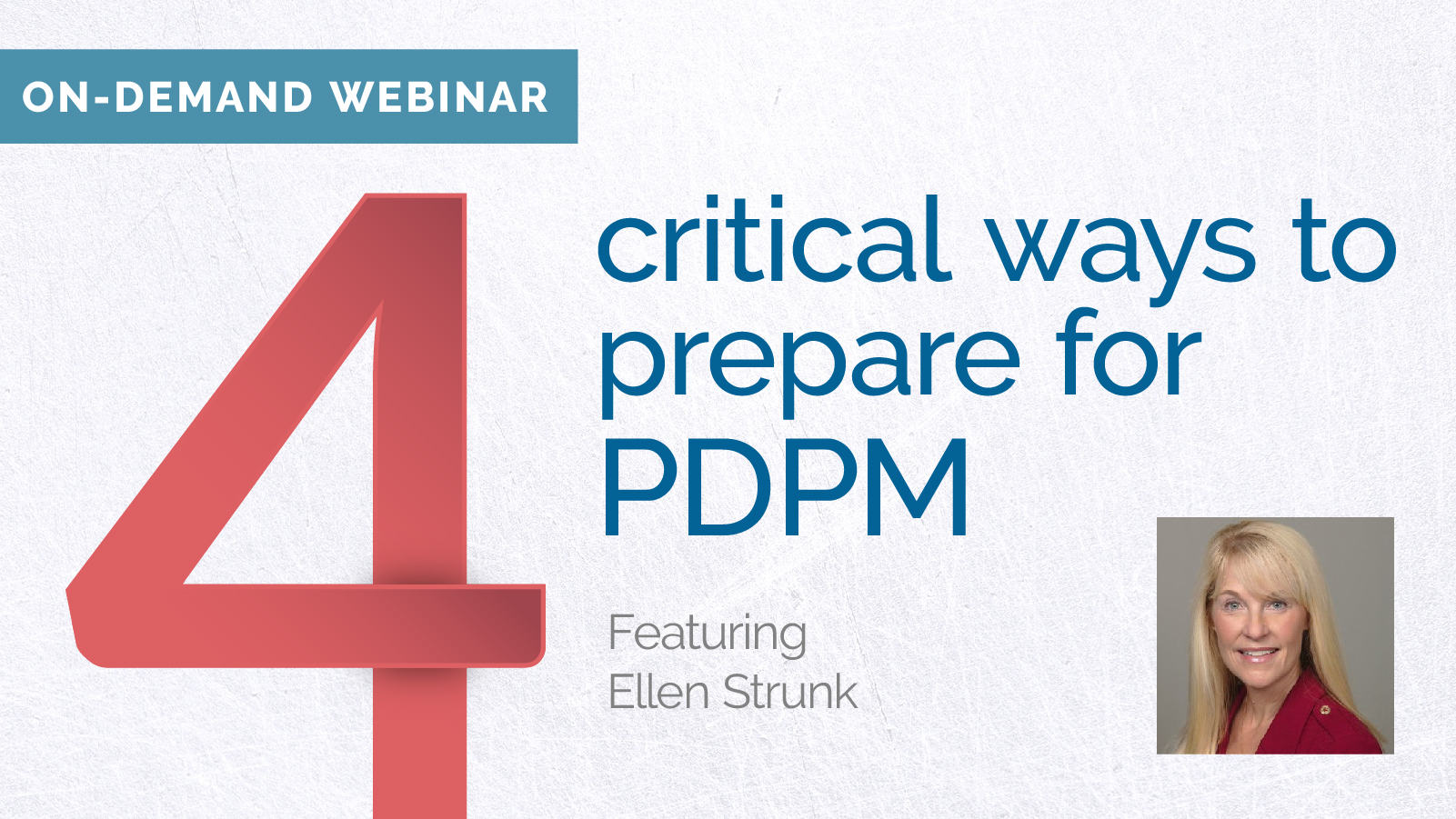 4 critical ways to prepare for PDPM