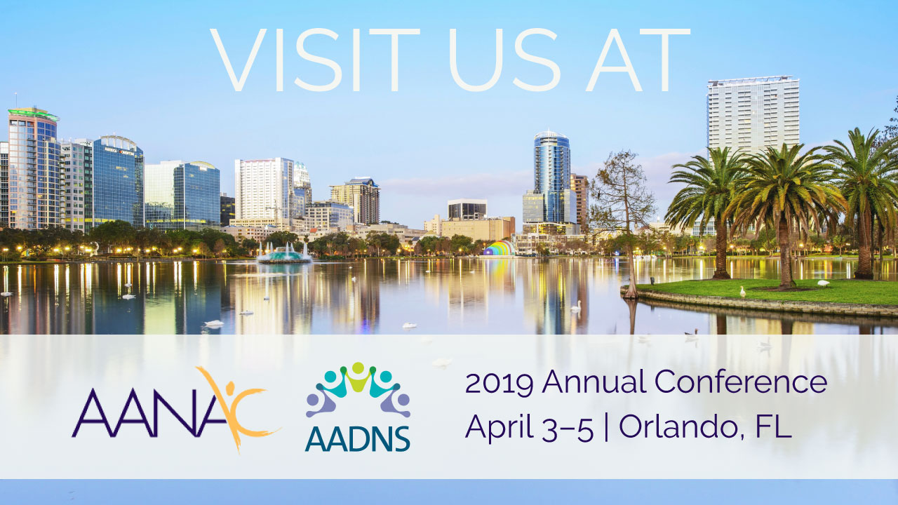 SimpleLTC at 2019 AANAC/AADNS conference