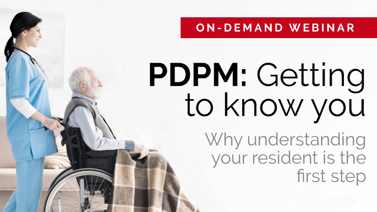 PDPM Getting to know you