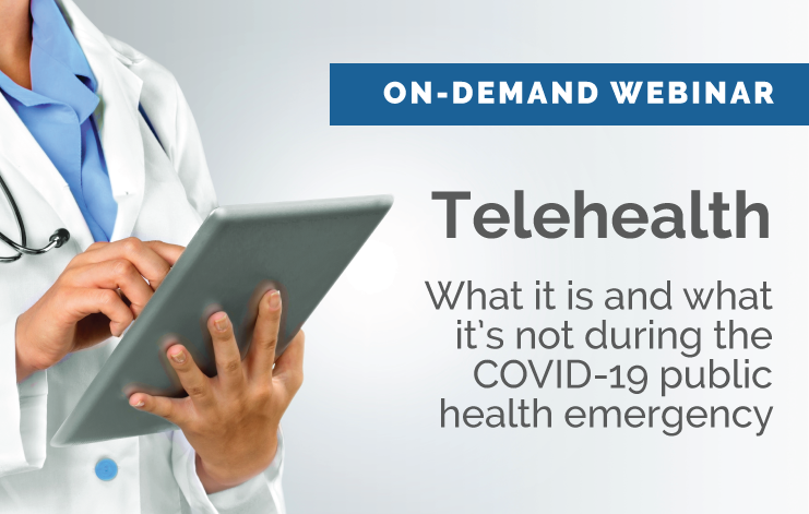 Telehealth: What it is and what it's not