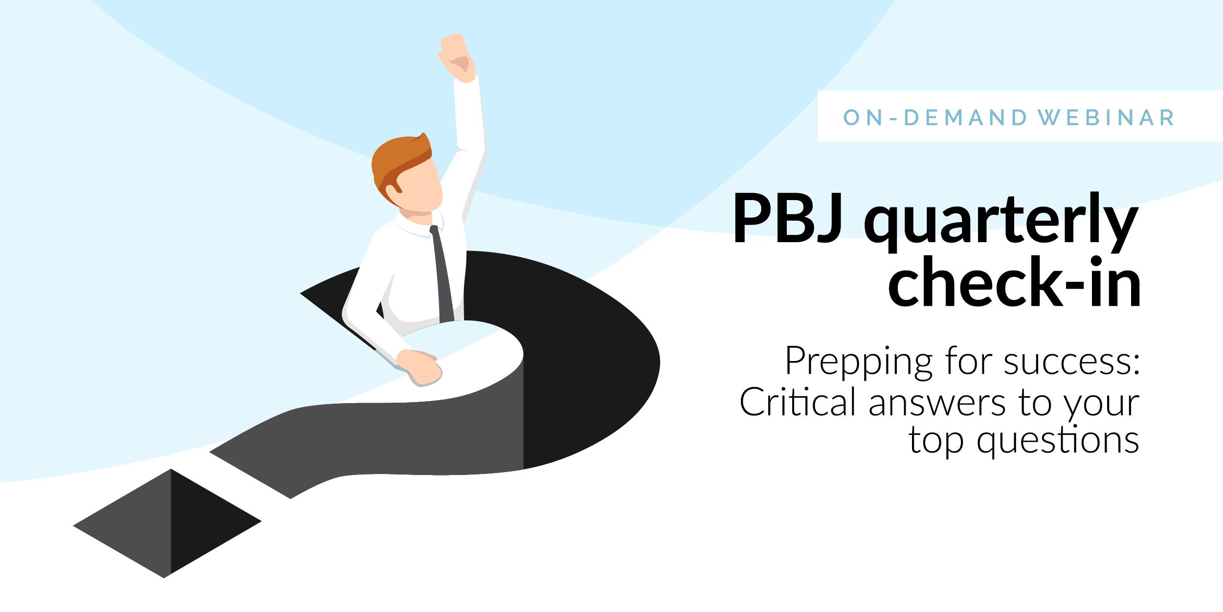 PBJ quarterly success